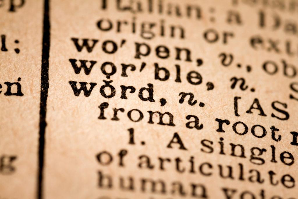 Un algorithme rapide pour créer des mots 2